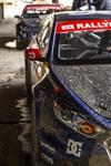 2013 Dodge Dart SRT Rallycross