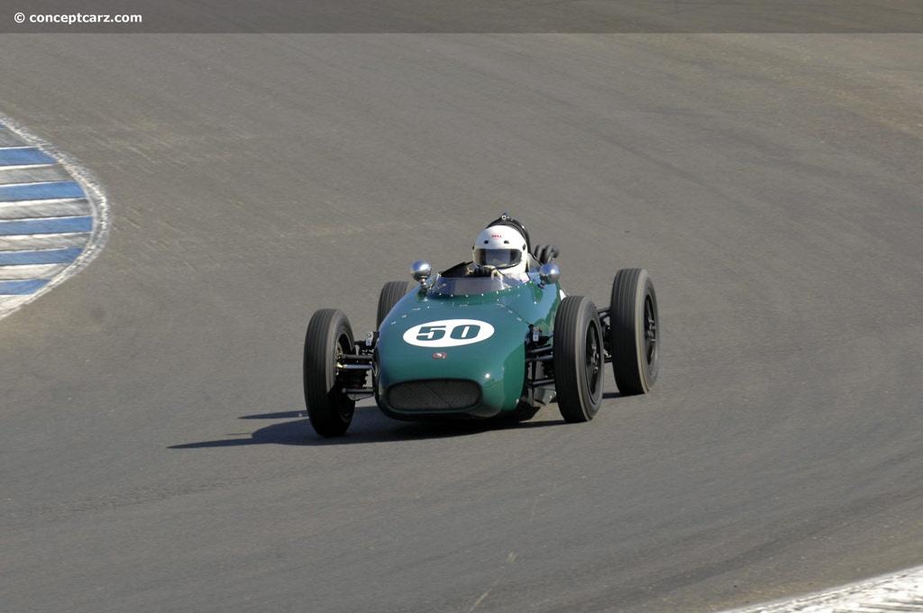 1960 Dolphin Formula Junior MKI Image