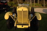 1930 DuPont Model G LeMans Speedster
