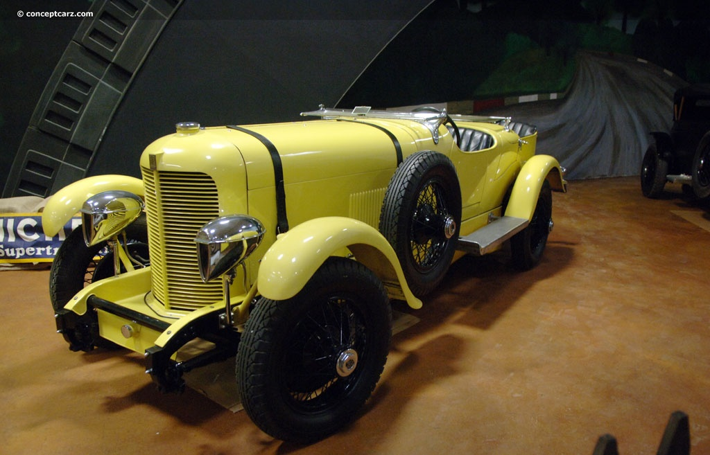 1930 DuPont Model G LeMans Speedster Image