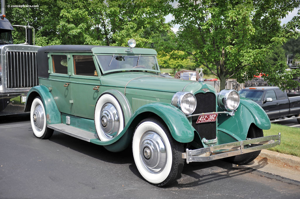 1927 Duesenberg Model X Image. Chassis number 095R