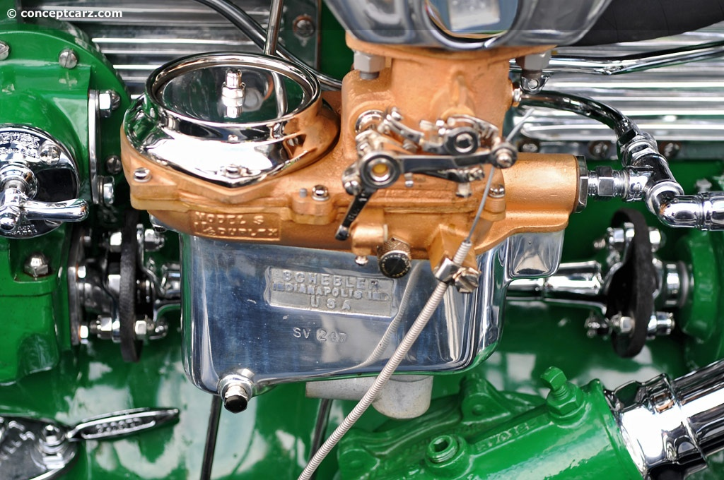 1929 Duesenberg Model J Murphy Image