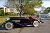 1929 Duesenberg Model J Skiff image.