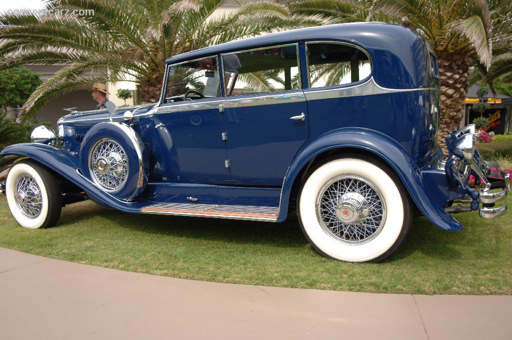1929 duesenberg model j murphy at the carlisle import