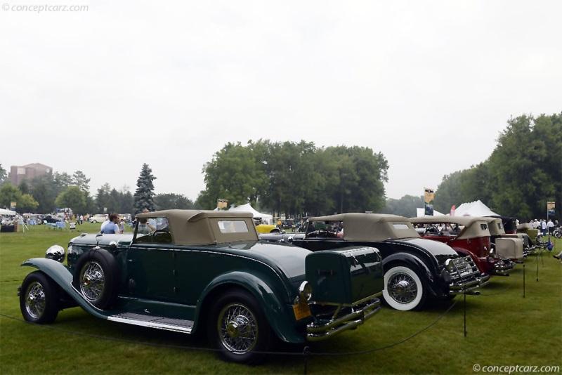 1930 duesenberg model j murphy at the concours d 39 elegance for European motors des moines iowa