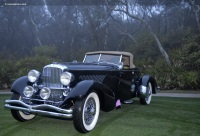 1933 Duesenberg Model SJ