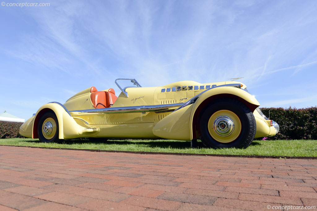 Duesenberg Model SJ Special Mormon Meteor pictures and wallpaper