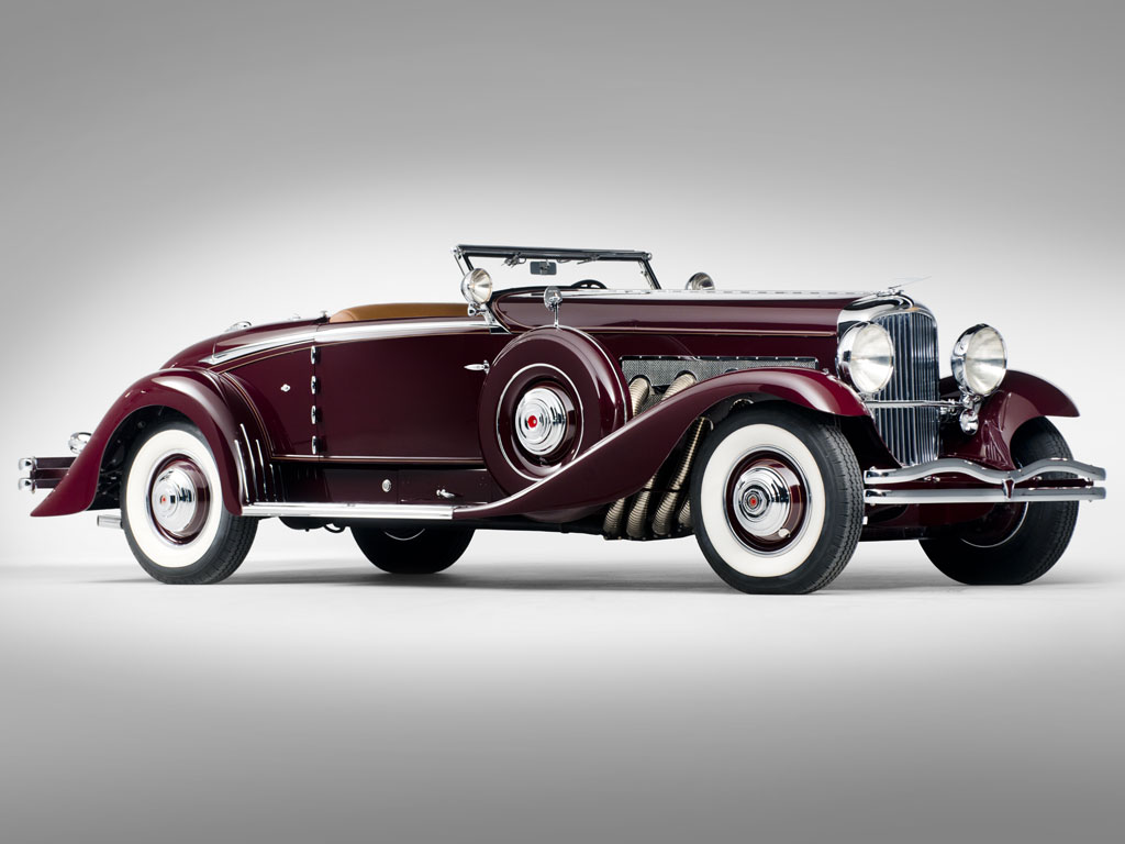 1935 duesenberg model sj conceptcarz for Classic 3