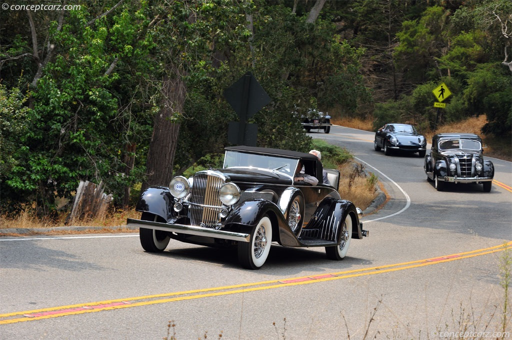Duesenberg Model SJ pictures and wallpaper