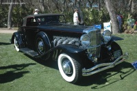 1937 Duesenberg Model J image.