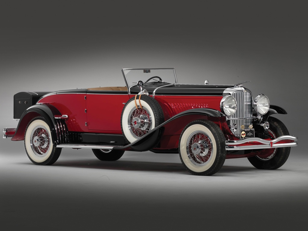 Duesenberg Model J Murphy pictures and wallpaper