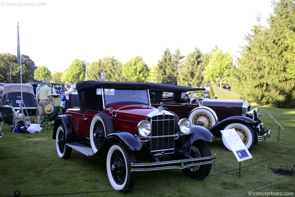 1929 durant model 4 40 at the 37th annual concours d 39 elegance of america at st john 39 s. Black Bedroom Furniture Sets. Home Design Ideas
