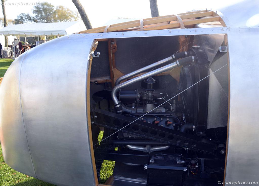 1933 Dymaxion Car Images. Photo: 33-Dymaxion-Replica-DV-15-SJ_05.jpg