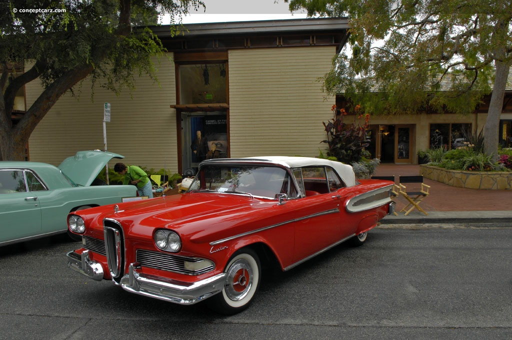 Edsel Citation pictures and wallpaper