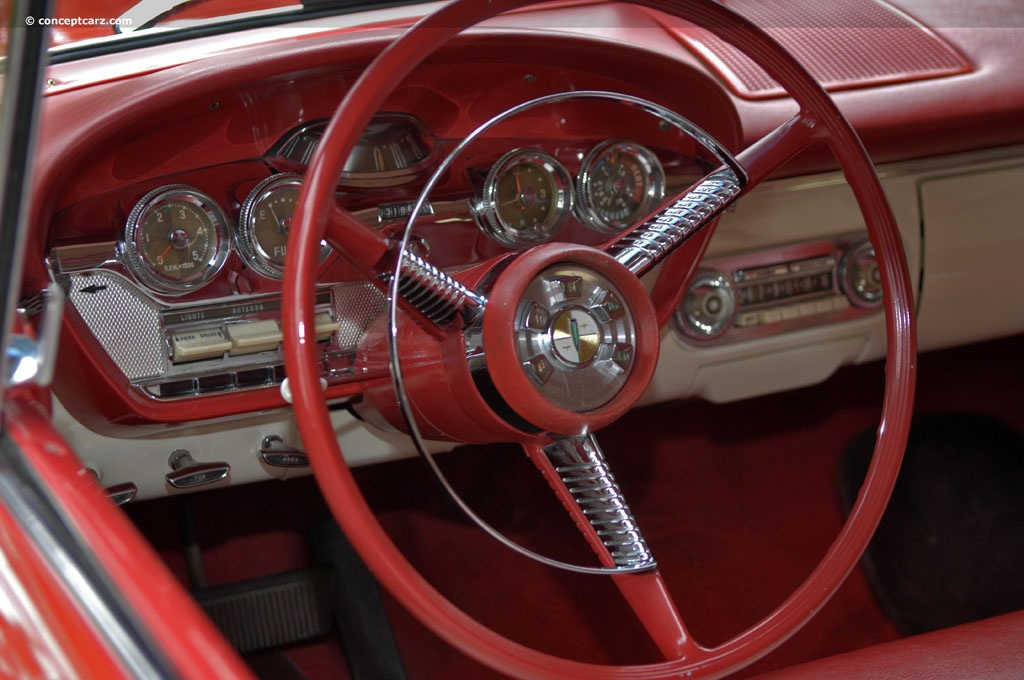 Cost To Repaint A Car >> 1958 Edsel Citation - conceptcarz.com