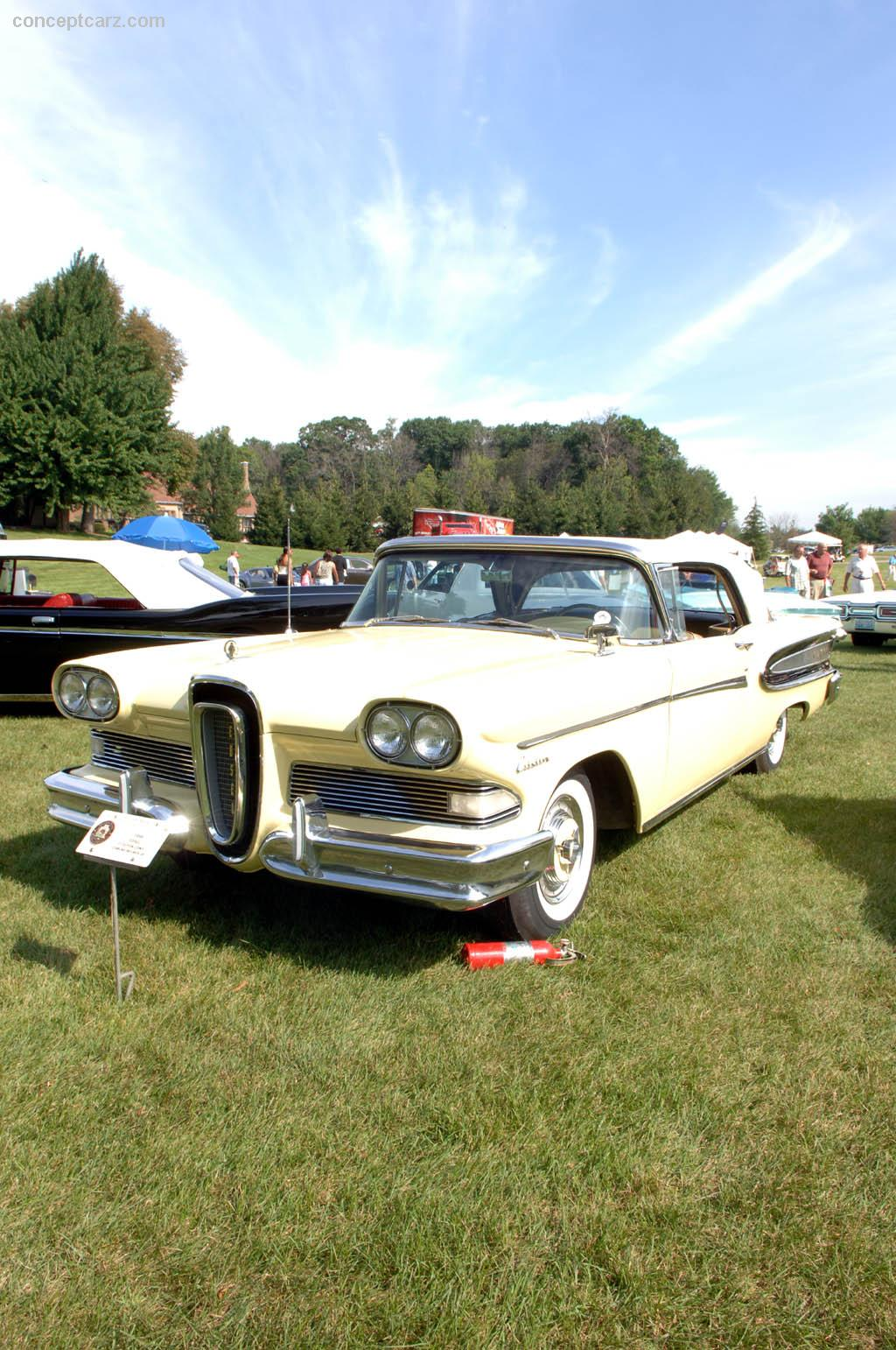 1959 Ford Edsel Conv For Sale | Autos Post