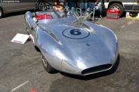 1957 Elva MKIIA