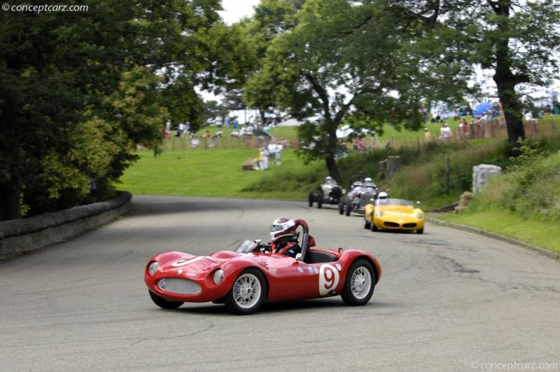 Lotus Sports Car >> 1955 Elva MKI Image