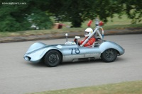 1959 Elva MKV image.