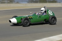 1959 Elva 100 Formula Series image.
