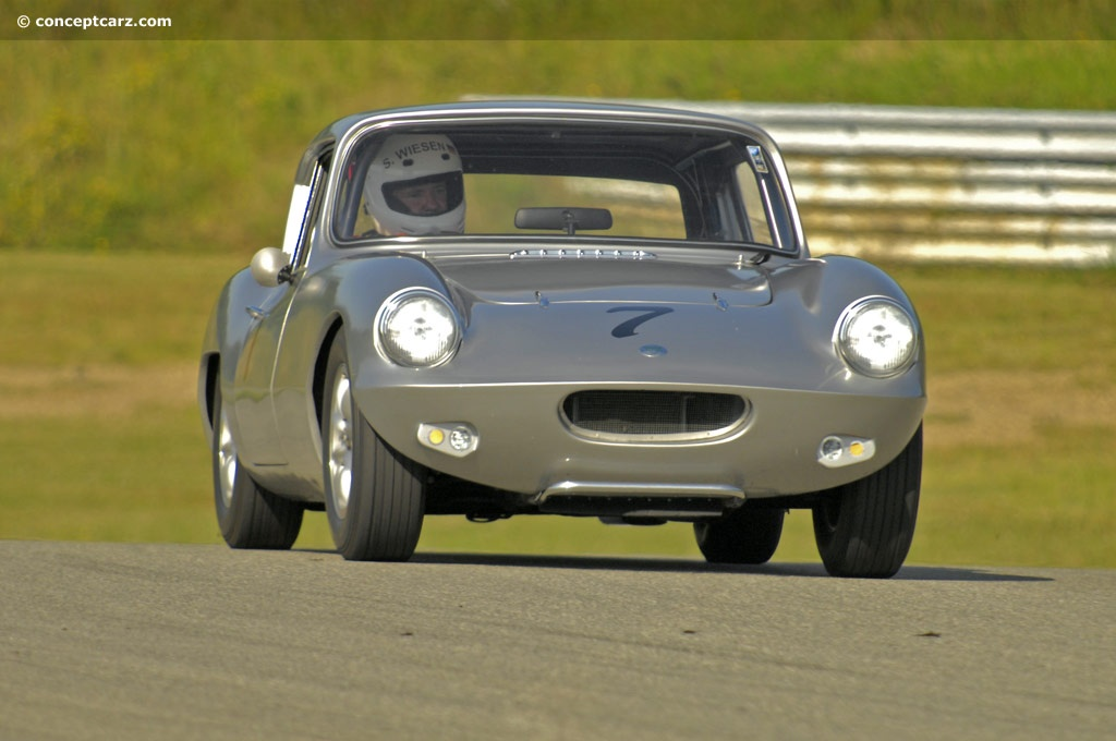 1963 Elva Courier Mk Iii Conceptcarz Com