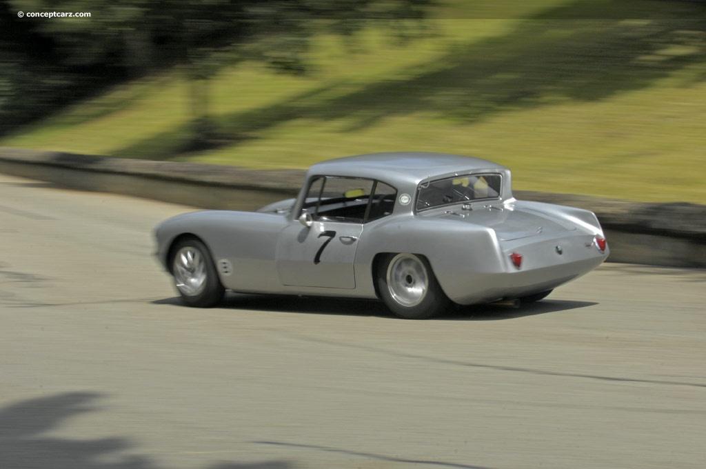 1963 Elva Courier MK III Image