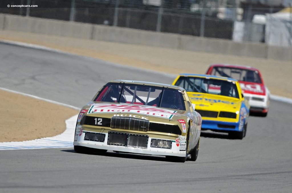Historic Stock Cars at Rolex Monterey Motorsports Reunion - Monte ...