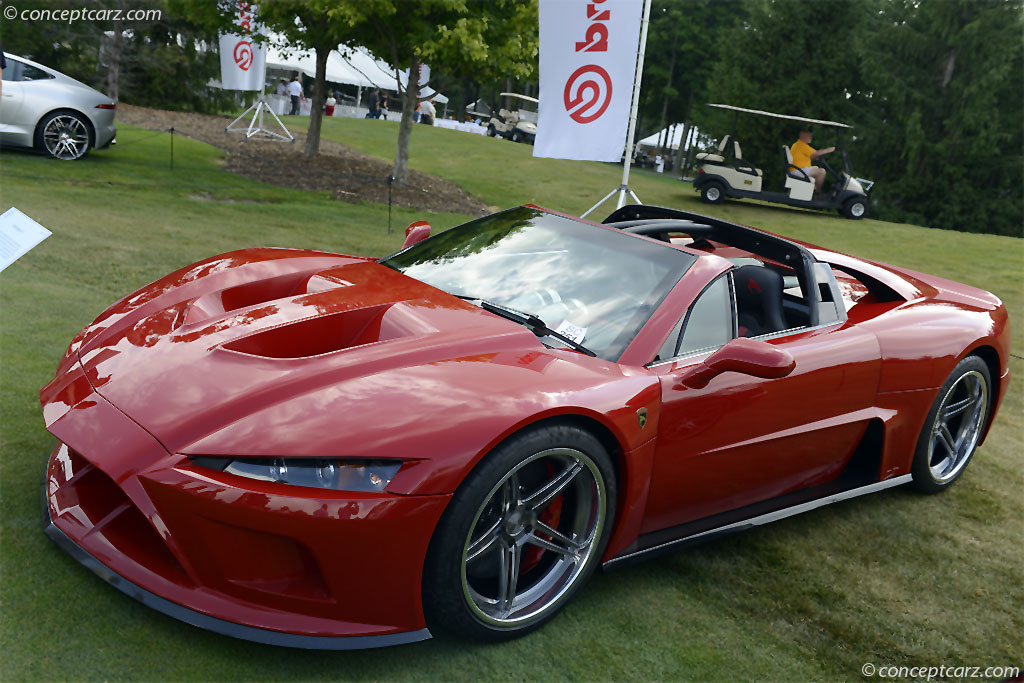 Kit Car Manufacturers >> 2014 Falcon F7 - conceptcarz.com