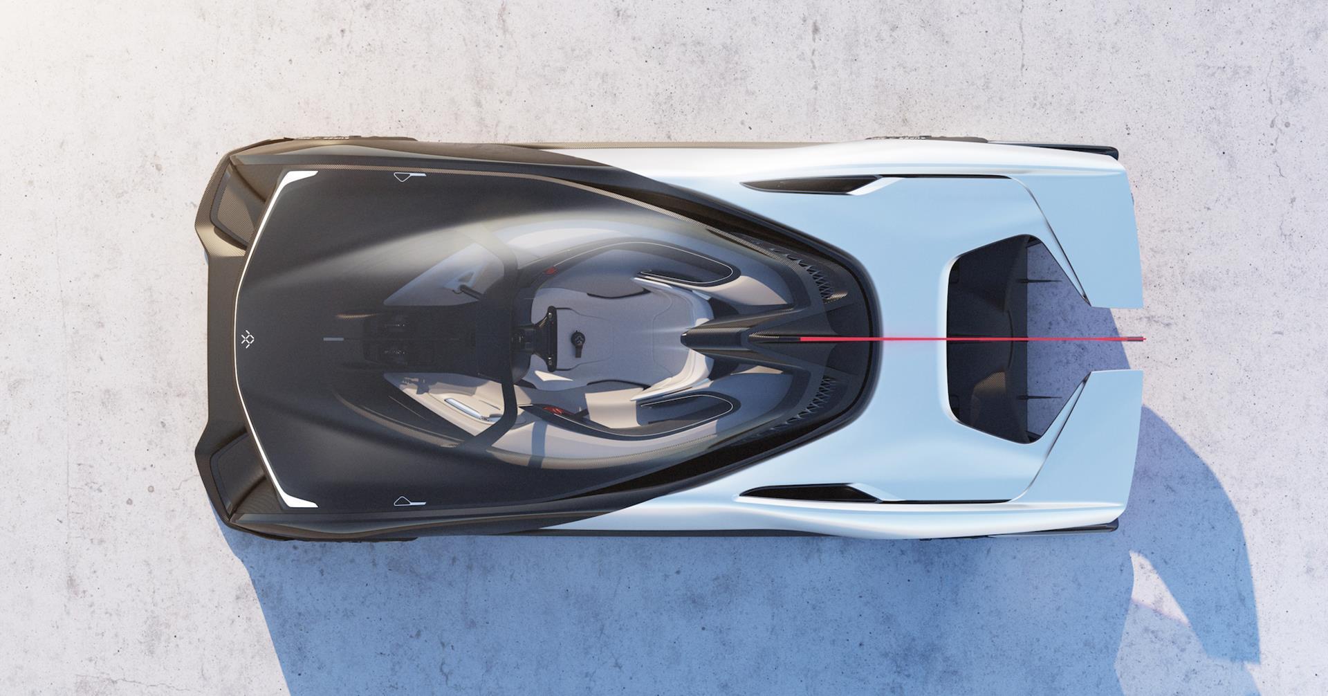 Faraday Concept Future Car