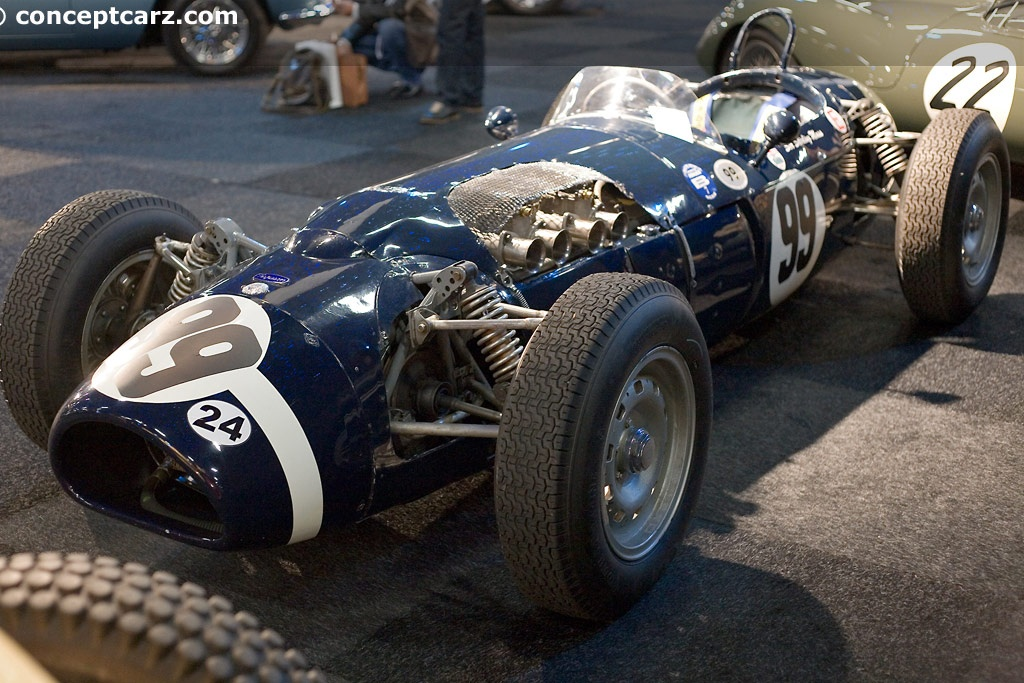 Auction Results And Data For 1961 Ferguson Climax P99