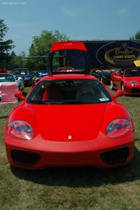 2000 Ferrari 360 Modena image.