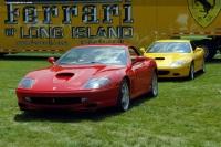 2001 Ferrari 550 Maranello image.