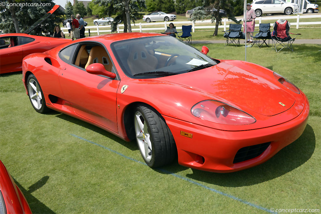auction results and data for 2001 ferrari 360 modena. Black Bedroom Furniture Sets. Home Design Ideas