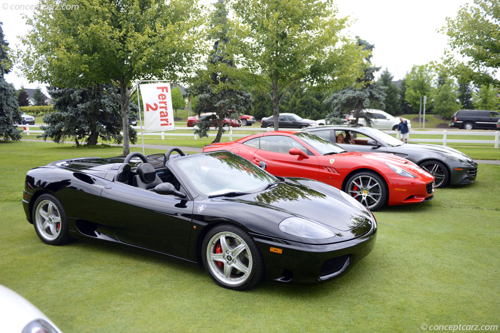 auction results and data for 2002 ferrari 360 spider. Black Bedroom Furniture Sets. Home Design Ideas