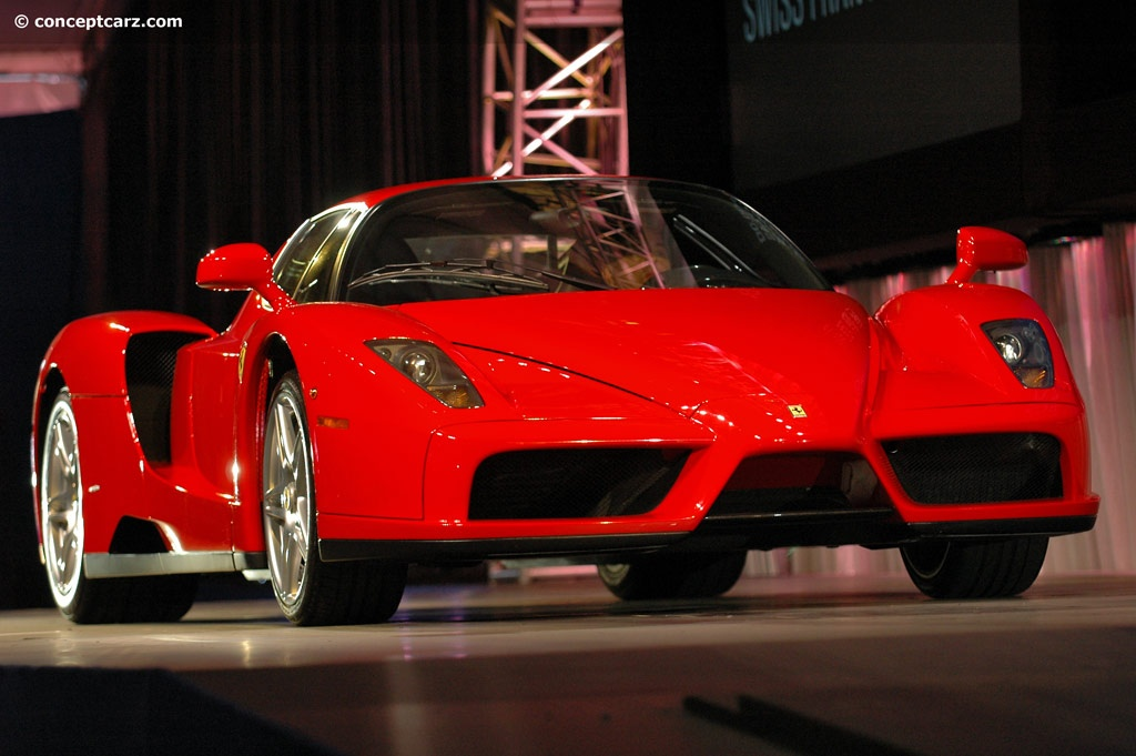 The 2003 Ferrari Enzo And