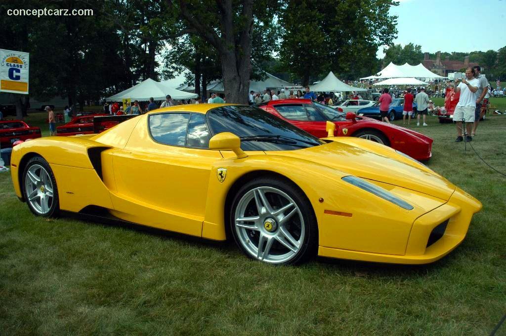 2003 Ferrari Enzo Conceptcarz Com