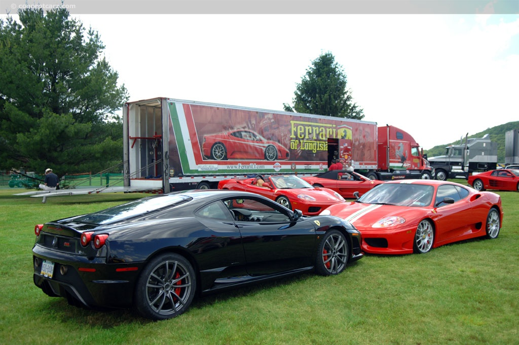 Auction results and data for 2004 Ferrari 360 Challenge Stradale ...