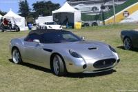 2008 Ferrari 550 GTZ image.