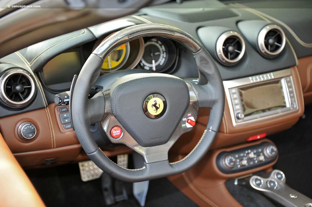 2010 Ferrari California thumbnail image
