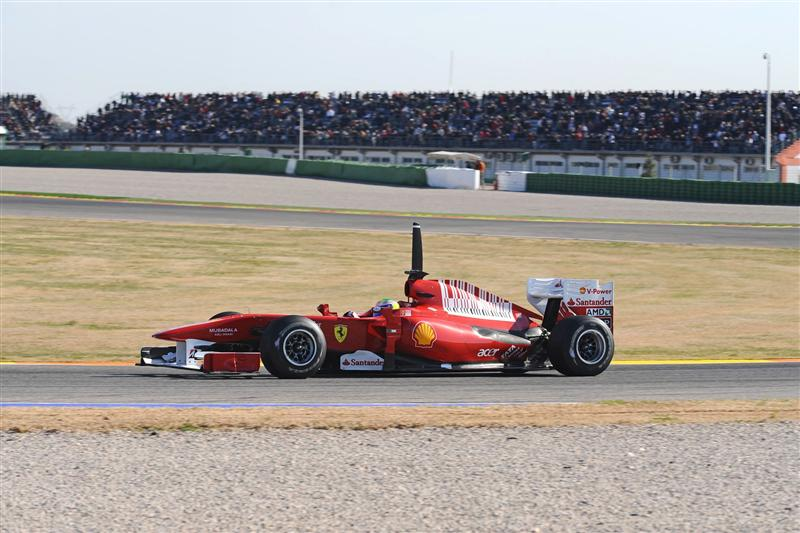 2010 Ferrari F10