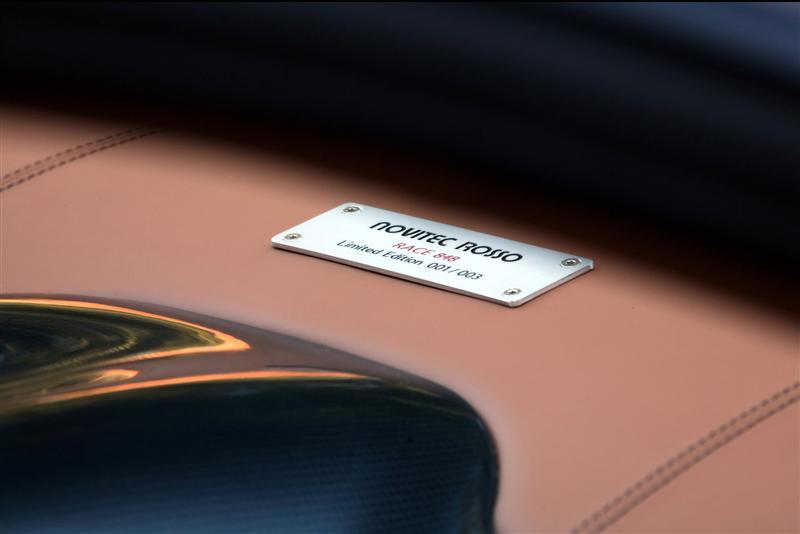 2010 Novitec 599 RACE 848