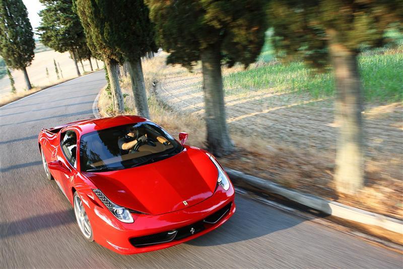 2010 Ferrari 458 Italia Image