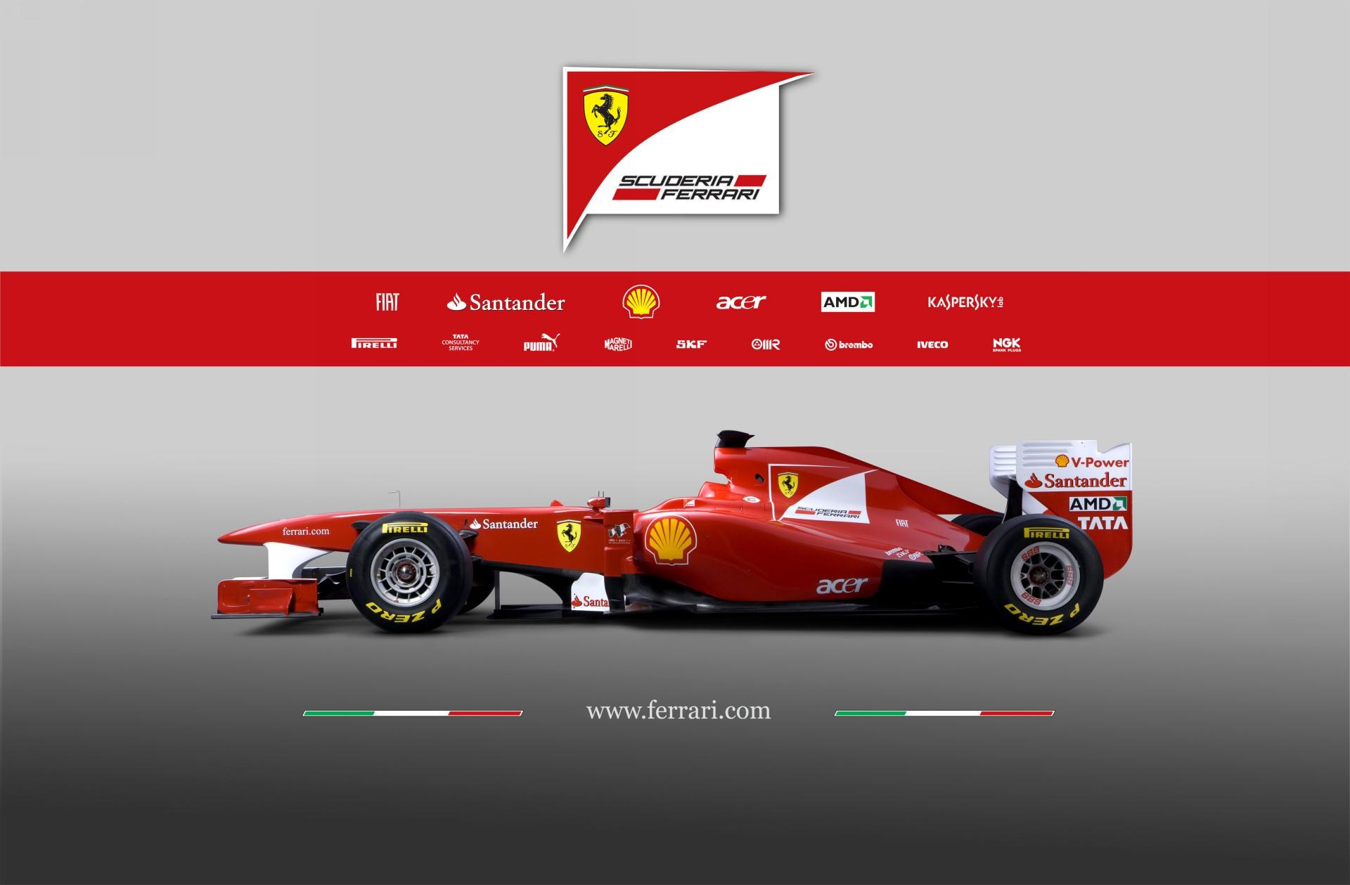 Muscle Car Decals >> 2011 Ferrari 150° Italia - conceptcarz.com