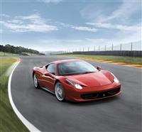 2012 Ferrari 458 Italia image.