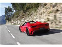 Ferrari 458 Spider Monaco Edition