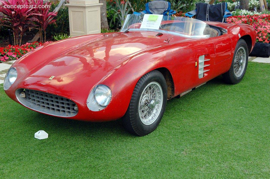 auction results and data for 1948 ferrari 166 spyder corsa