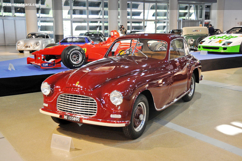 auction results and data for 1949 ferrari 166 inter - conceptcarz