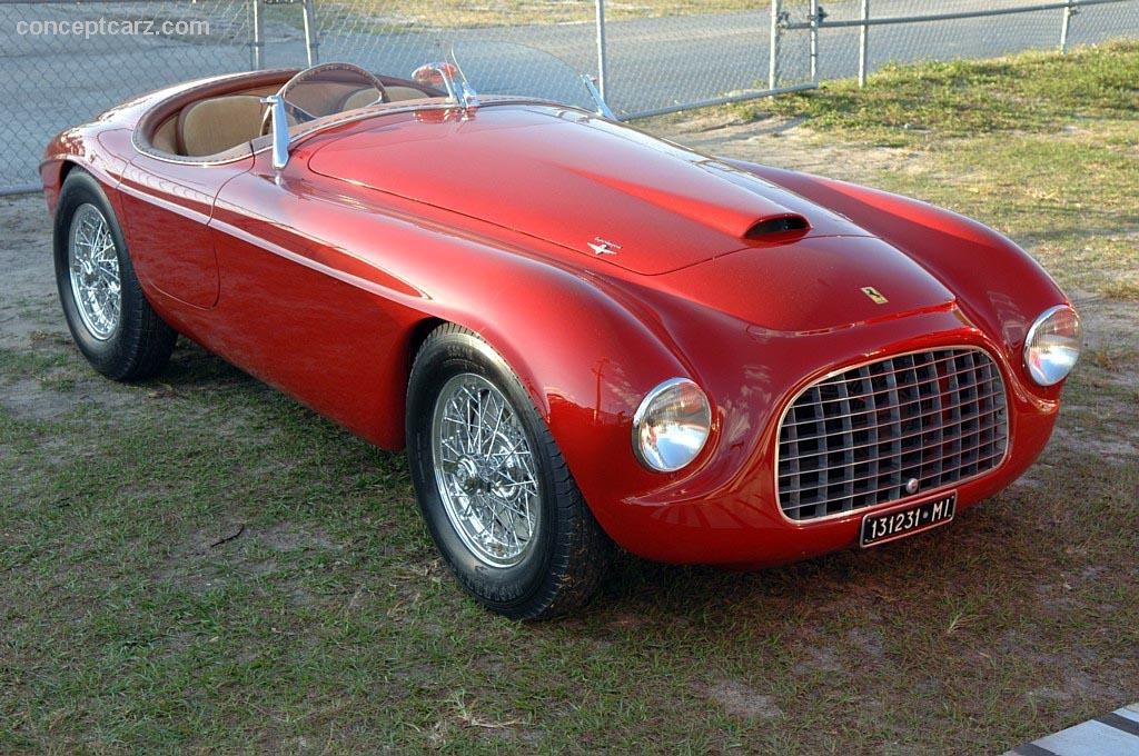 image gallery ferrari 166 barchetta. Black Bedroom Furniture Sets. Home Design Ideas