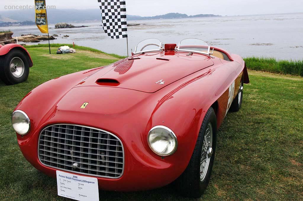 Red Barchetta Self Driving Cars