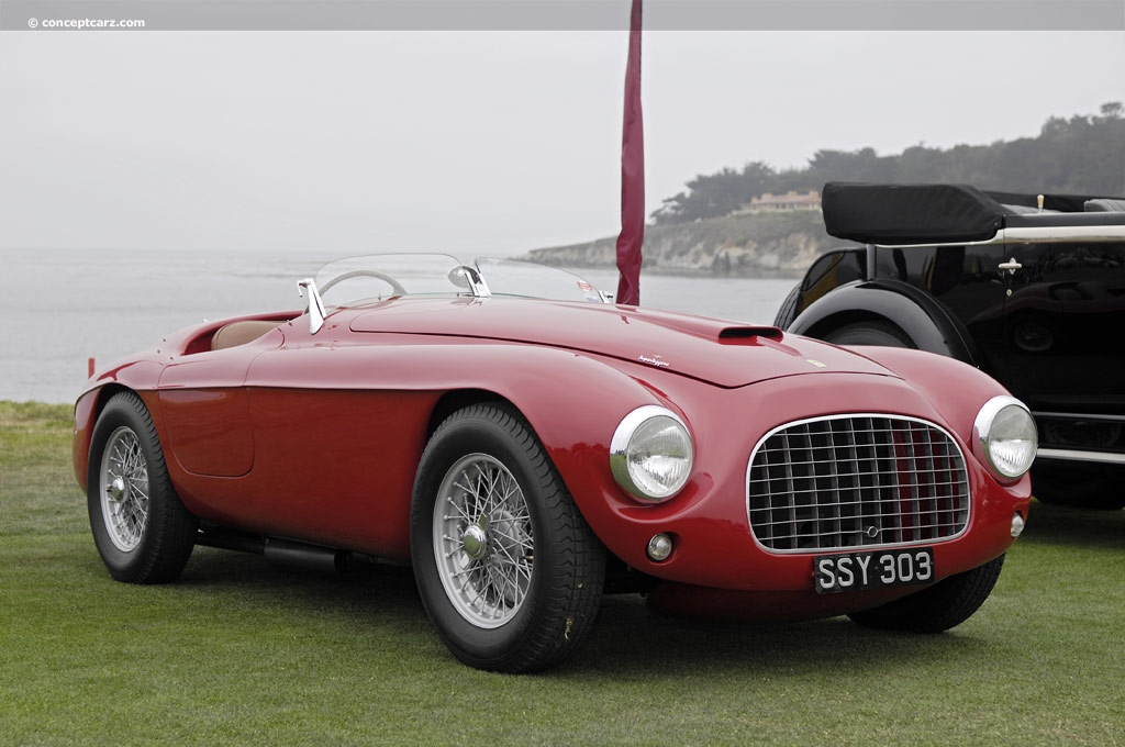 auction results and data for 1950 ferrari 166mm - conceptcarz